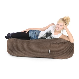4ft lounger jc mocha - Musthave Rucomfy Beanbags