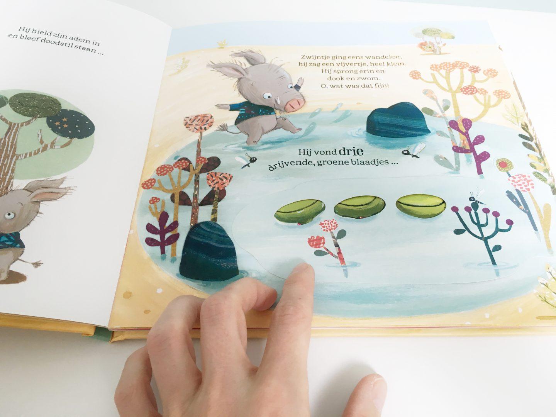 FullSizeRender 1497 - Boekentip   Leer tellen met het leuke prentenboek 'Zwijntje'