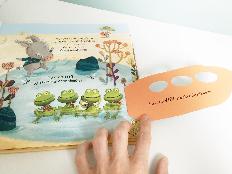 FullSizeRender 1500 - Boekentip   Leer tellen met het leuke prentenboek 'Zwijntje'