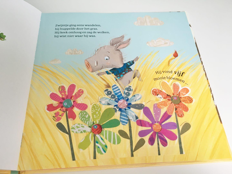 FullSizeRender 1503 - Boekentip   Leer tellen met het leuke prentenboek 'Zwijntje'