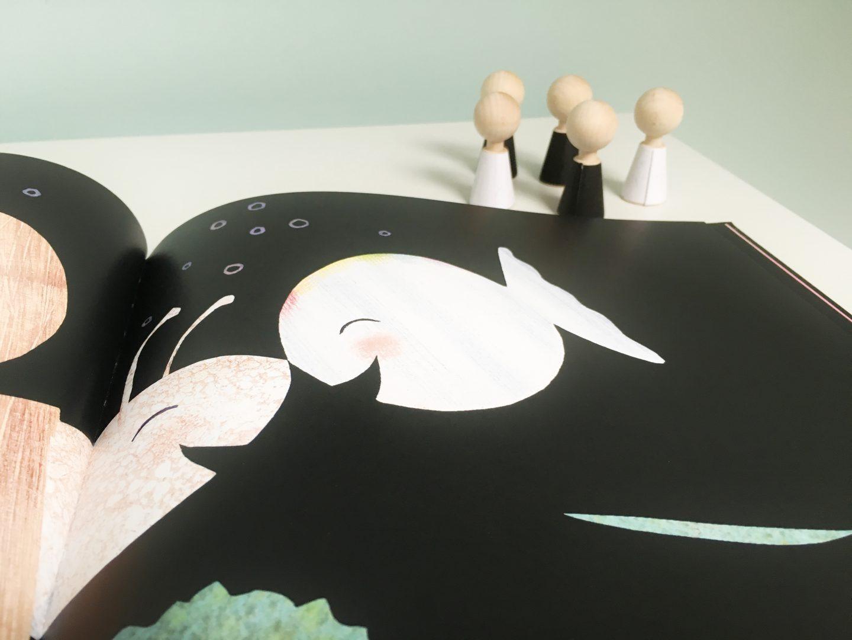 klein wit visje - unicorns & fairytales