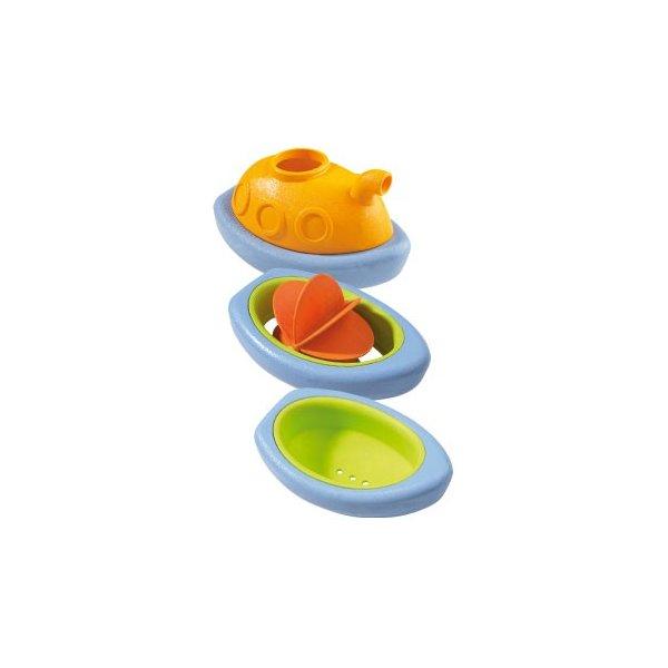 badbootjes set 3 stuks - 5x leuk buitenspeelgoed + win