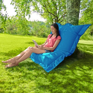 io squarbie turquoise 1 - Musthave Rucomfy Beanbags
