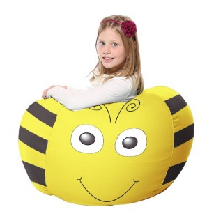 printed bee medium 1 1 1 2 - Musthave Rucomfy Beanbags
