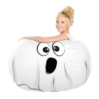 printed ghost large 2 2 - Musthave Rucomfy Beanbags