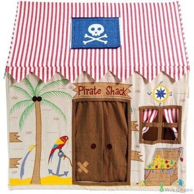 speeltent piratenhut - 5x leuk buitenspeelgoed + win