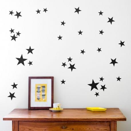 stars black - webshoptip|Em&Moi & win