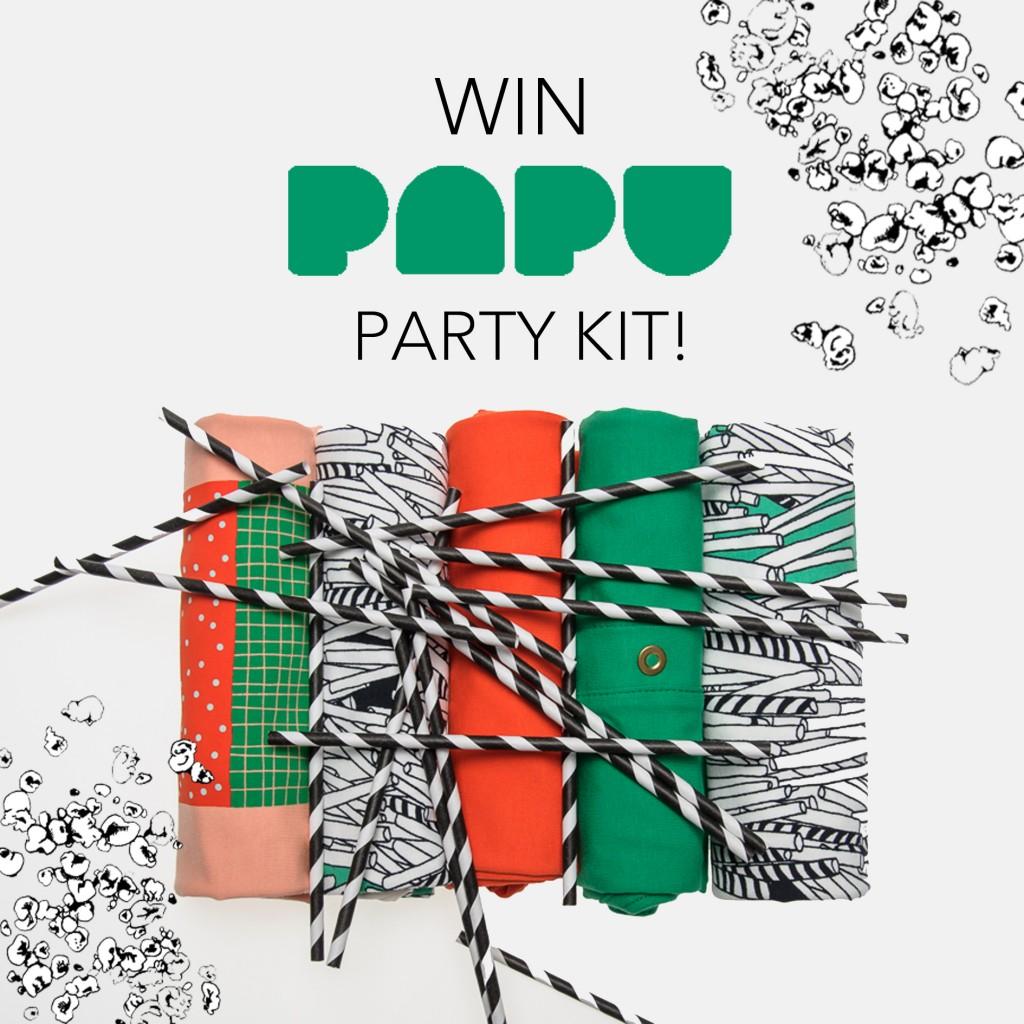 papu2 - Win a Papu Party Kit