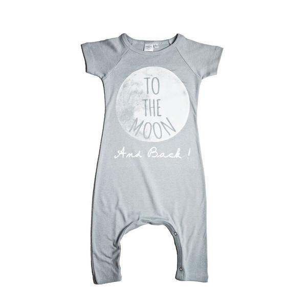 to the moon romper grande - Webshoptip |  Monkeynmoo & win shopcredit
