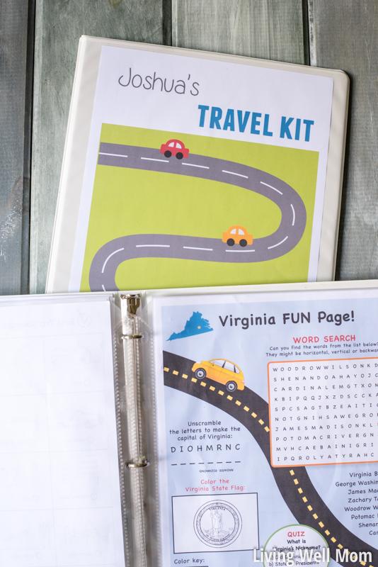 travel hack 1 - Autovakantie met je kinderen? Hier zijn enkele handige tips!