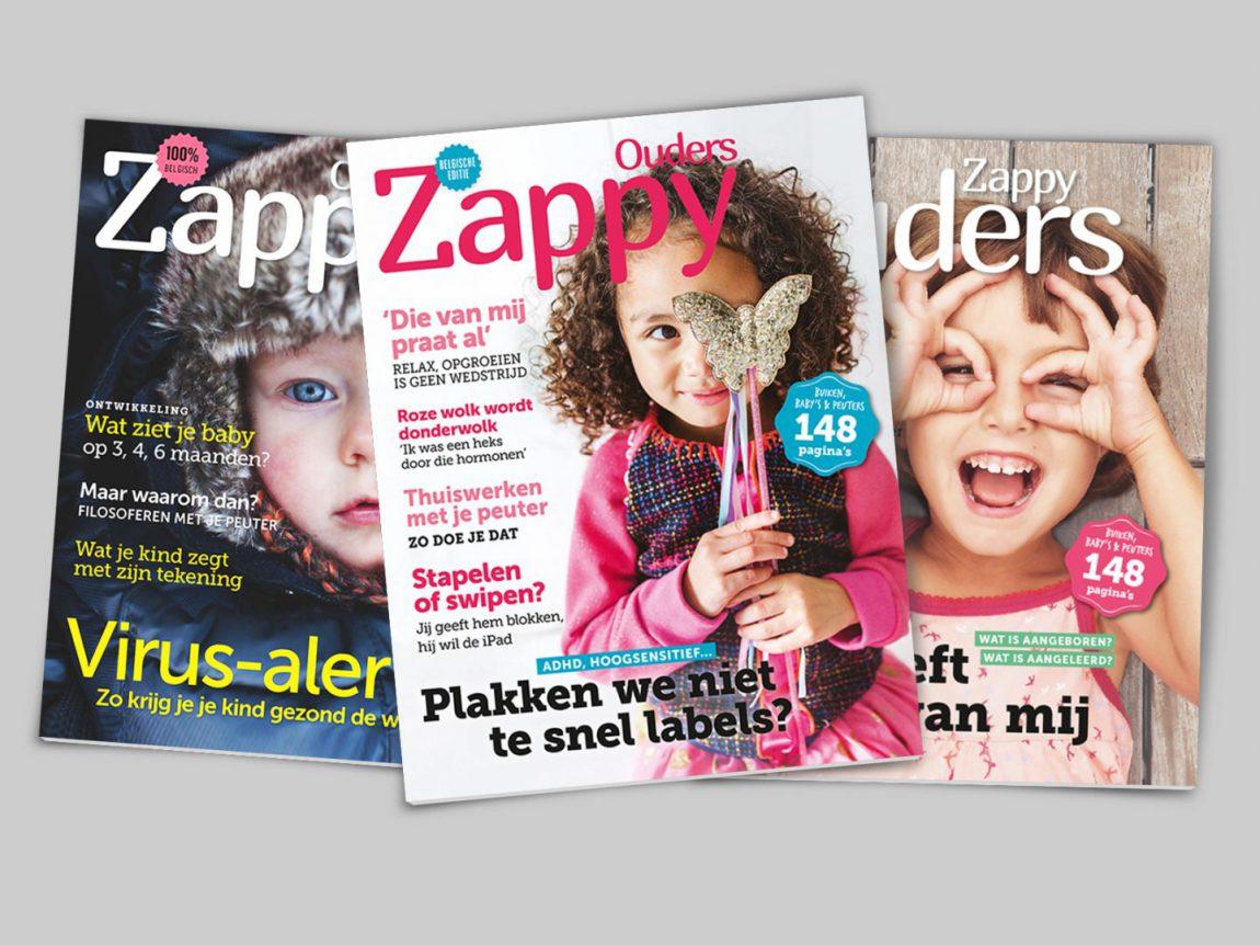zappy ouders - unicorns & fairytales
