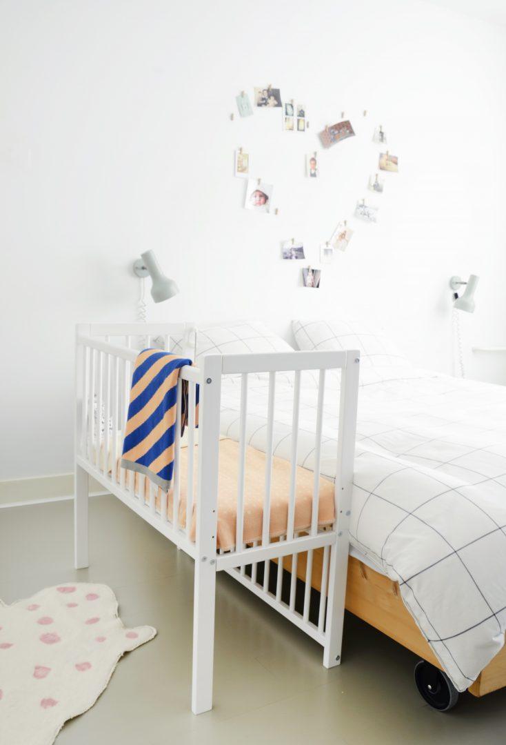 11 - Co-sleeping with Petit Amélie
