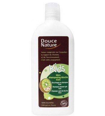 kids douchegel shampoo met kiwi - Kindergezondheidswinkel Aromakids + win €50 shopcredit