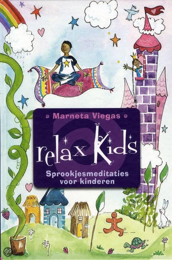 mijn favoriete meditatieboekje voor kinderen - Kindergezondheidswinkel Aromakids + win €50 shopcredit