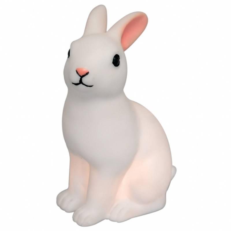 nachtlampje konijn - Kindergezondheidswinkel Aromakids + win €50 shopcredit