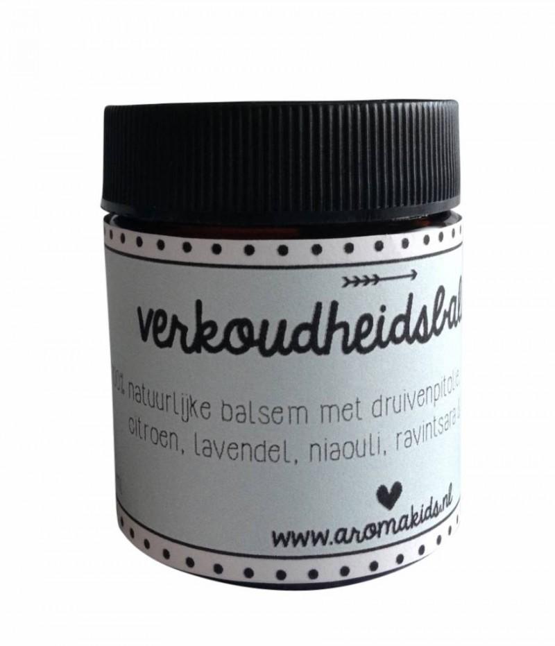 verkoudheidsbalsem - Kindergezondheidswinkel Aromakids + win €50 shopcredit