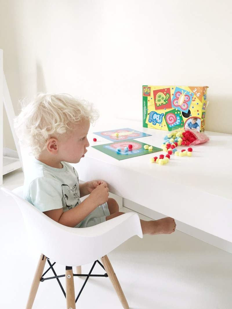 FullSizeRender 11 - knutselen met kleine kinderen