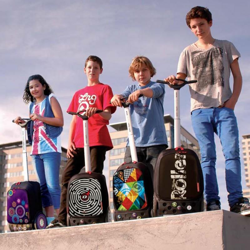 Roller kids high res 1 - Back to school met een Nikidom Roller boekentas + pennenzak & win!