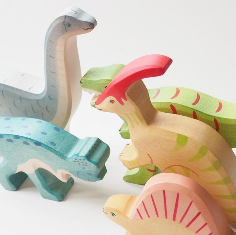 dinos new2 - Houten speelgoed (en kortingscode)