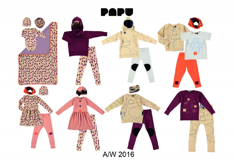 unspecified 19 - Papu AW16  Be there or be square !