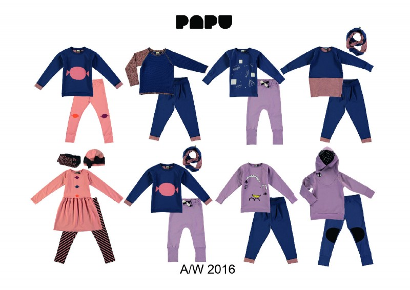 unspecified 20 - Papu AW16  Be there or be square !