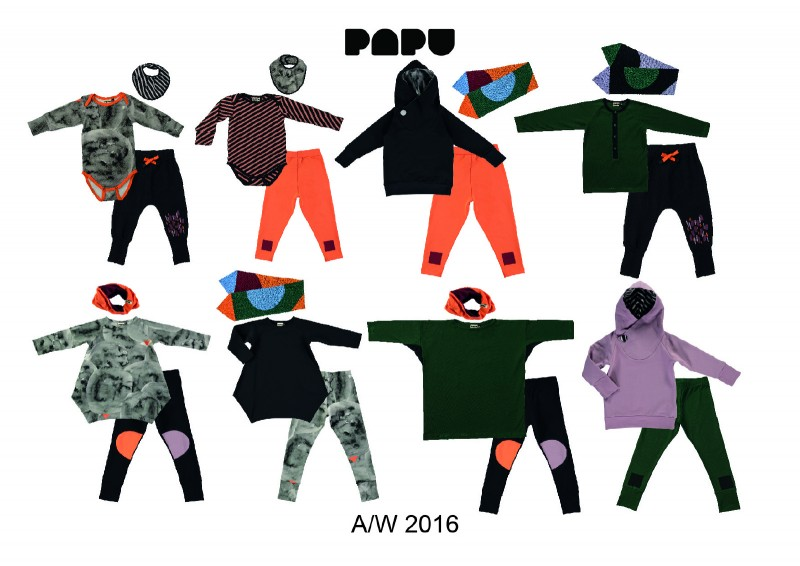 unspecified 21 - Papu AW16  Be there or be square !