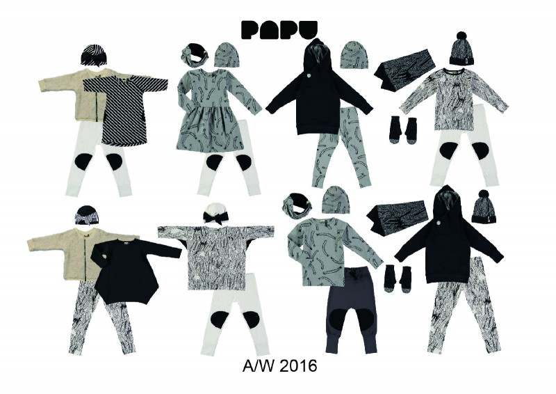 unspecified - Papu AW16  Be there or be square !