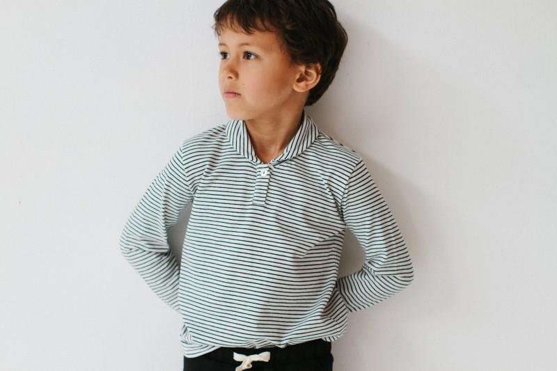 Boys Collar Tee 14 - House of Jamie AW16