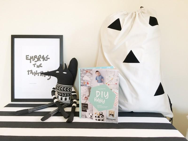 FullSizeRender 102 1 - DIY | Een opbergzak maken met DIY baby + win