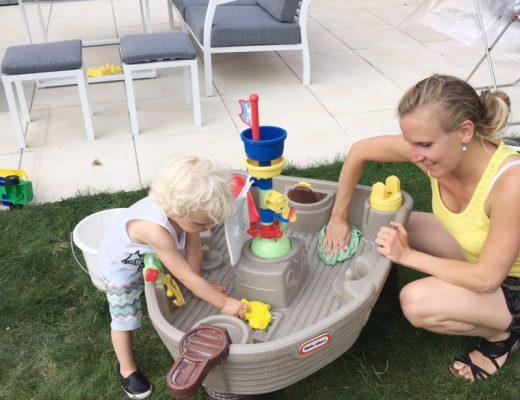 speelgoed wassen - unicorns & fairytales