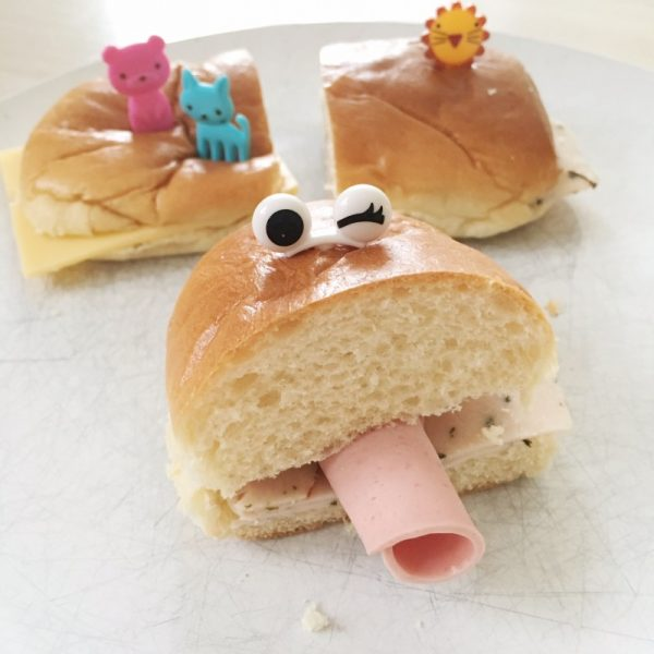 leuke sandwiches - unicorns & fairytales