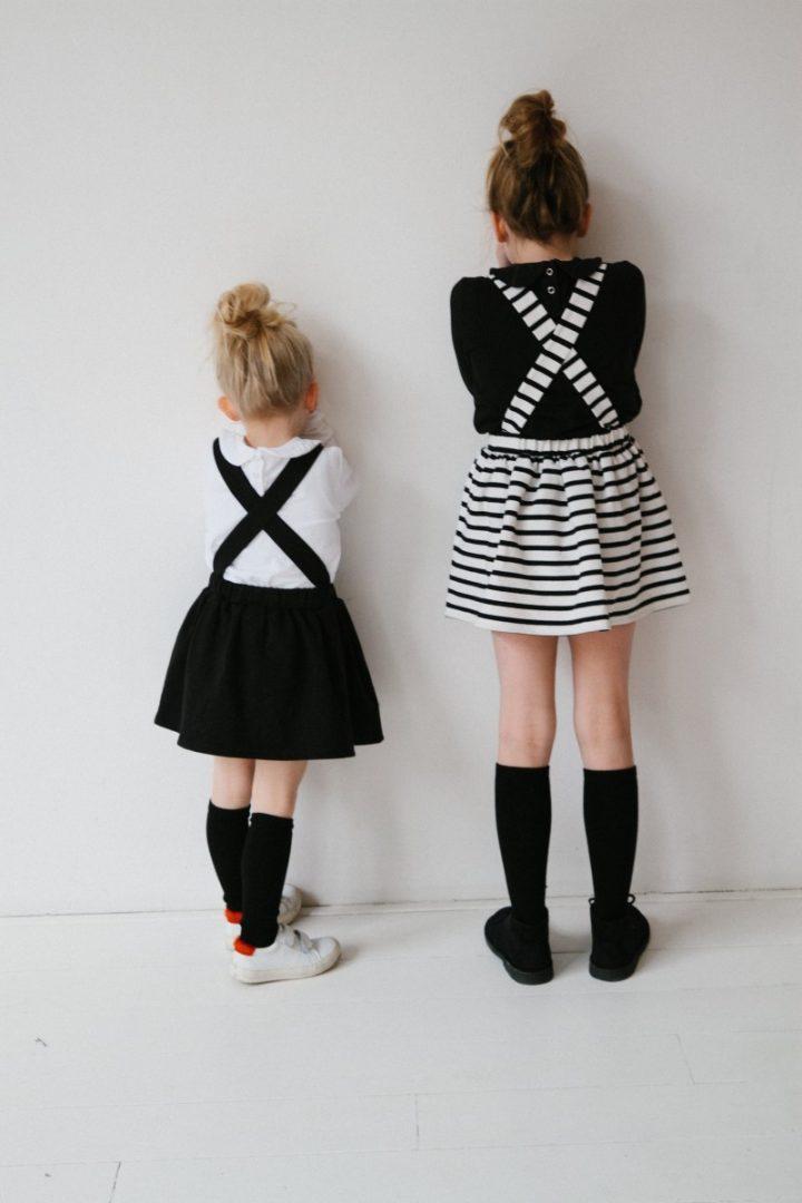 Girls Collar Tee 42 - House of Jamie AW16