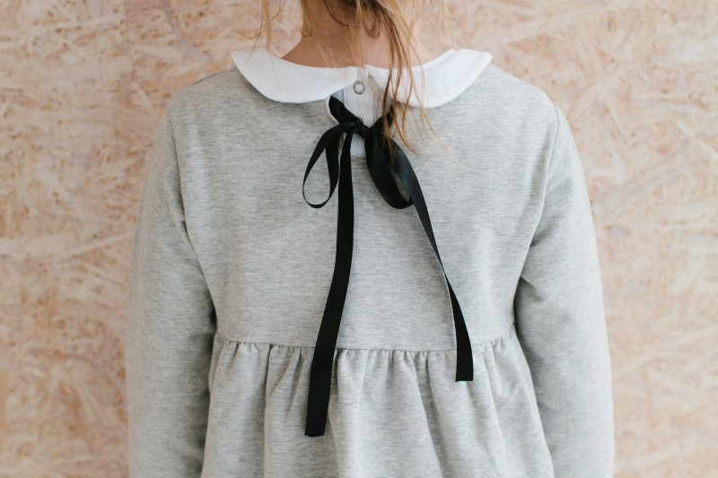 Girls Collar Tee 7 - House of Jamie AW16