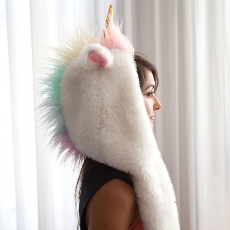 eenhoorn capuchon b68 - De leukste unicorns gadgets