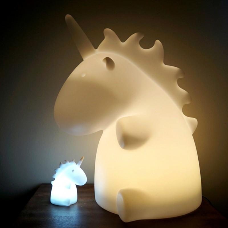 eenhoorn reuzenlamp d07 - De leukste unicorns gadgets