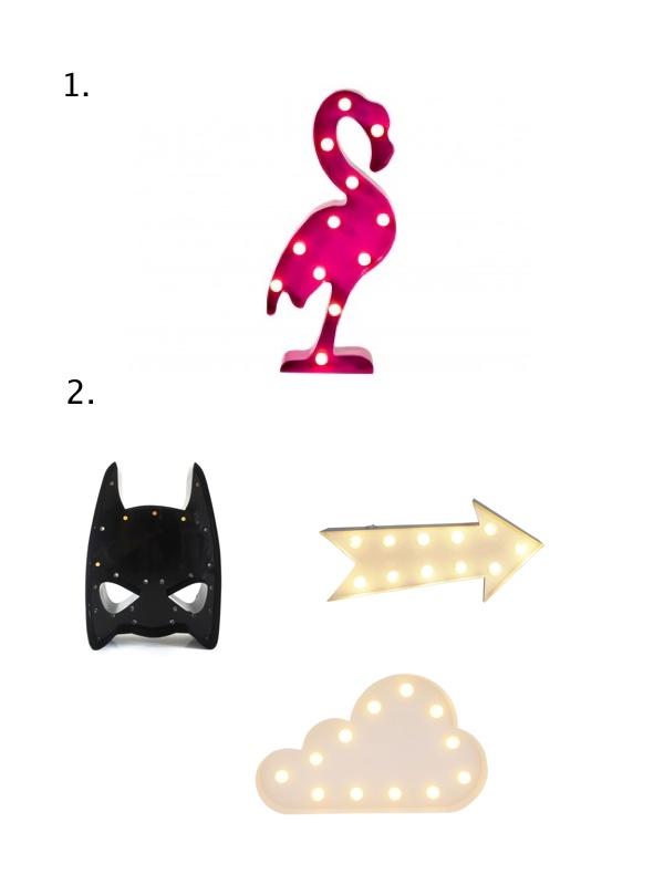 verlichting 4 - Leuke verlichting voor de kinderkamer