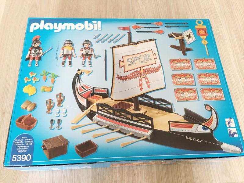 FullSizeRender 211 - Cadeautip feestdagen #2 | Playmobil Romeinen en Egyptenaren & WIN