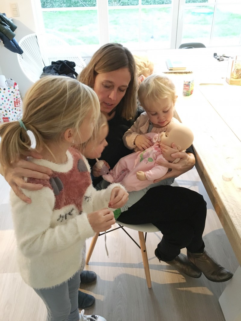 FullSizeRender 47 - Baby Annabell is born & WIN