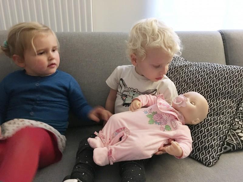 FullSizeRender 48 - Baby Annabell is born & WIN