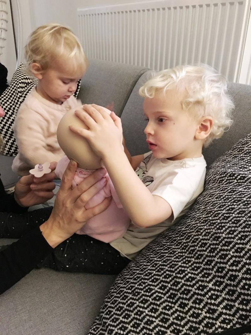 FullSizeRender 49 - Baby Annabell is born & WIN