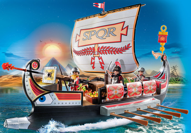 wl800hp600q85 PLAYMOBIL 5390 Roman Warriors Ship - Cadeautip feestdagen #2 | Playmobil Romeinen en Egyptenaren & WIN