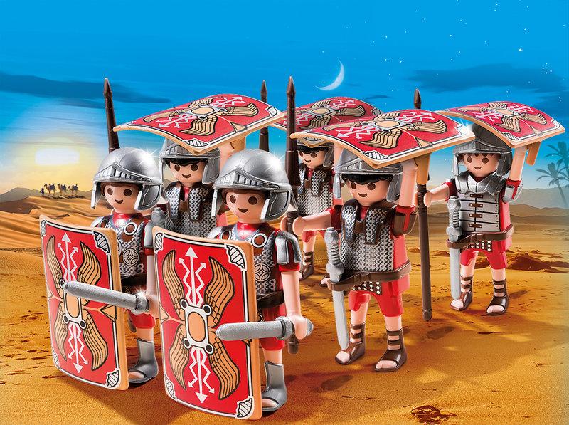 wl800hp600q85 PLAYMOBIL 5393 Roman Troop - Cadeautip feestdagen #2 | Playmobil Romeinen en Egyptenaren & WIN