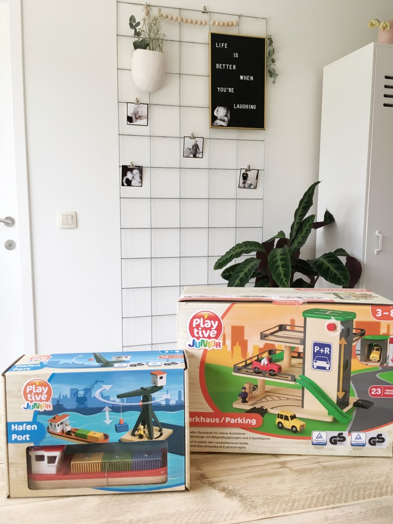 houten speelgoed Lidl - unicorns & fairytales