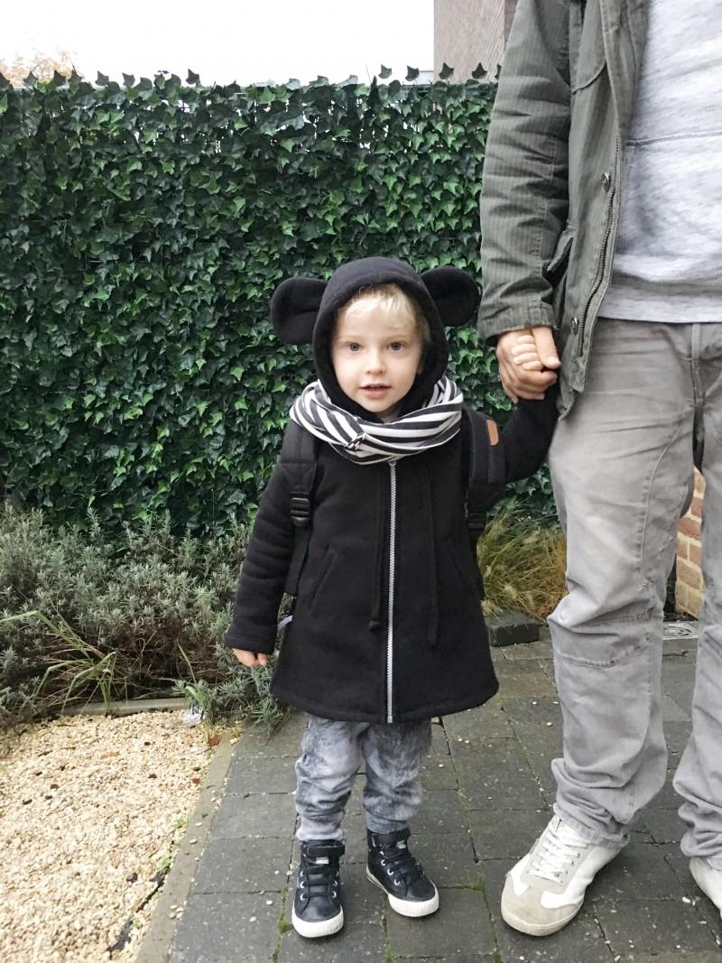 FullSizeRender 139 - Diary 71 | Vince ging voor de eerste keer naar school