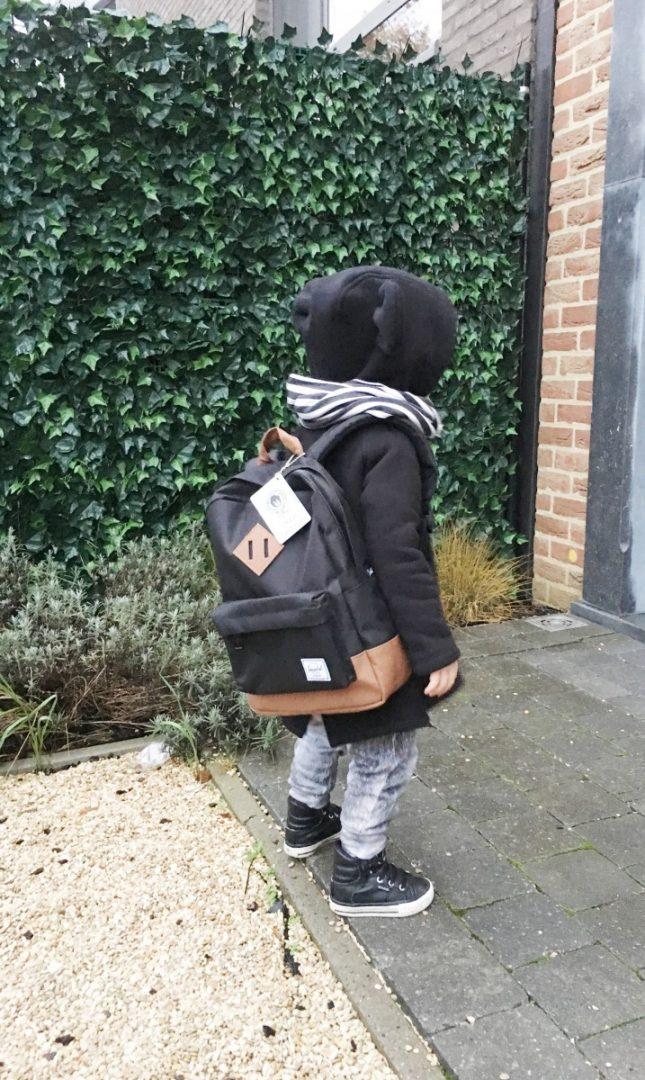 FullSizeRender 141 - Diary 71 | Vince ging voor de eerste keer naar school
