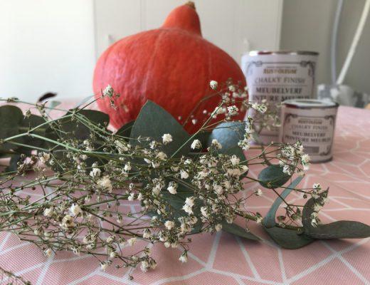 DIY pompoen - unicorns & fairytales