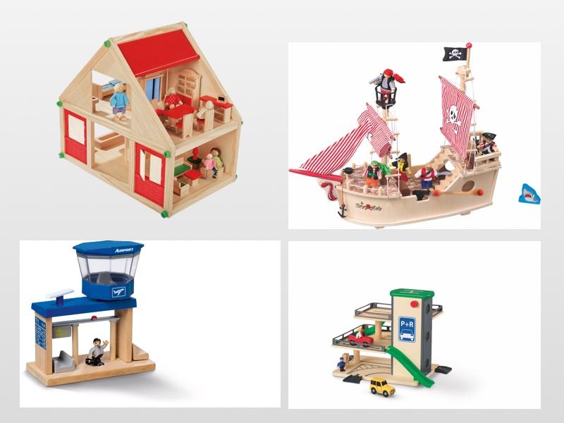 houten speelgoed Lidl 2 - Cadeautip   Houten speelgoed Lidl