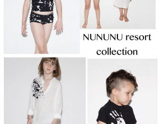 nununu resort collection - unicorns & fairytales