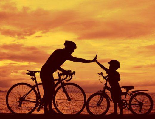 shutterstock 114973900 520x400 - Donkere dagen? Controleer je (kinder)fiets en maak je zichtbaar