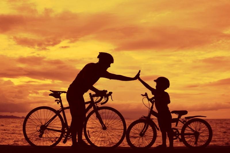 shutterstock 114973900 - Donkere dagen? Controleer je (kinder)fiets, wees veilig én maak je zichtbaar